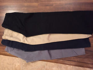 4-pairs of pants size 14