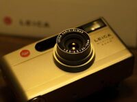 New Leica Minilux Zoom