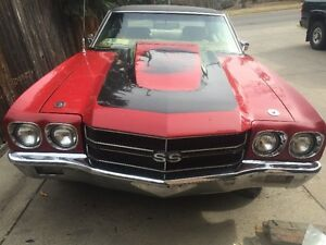 1970 Chevelle SS For Sale