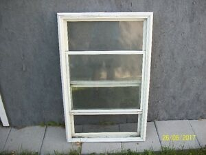 dual pane door window insert
