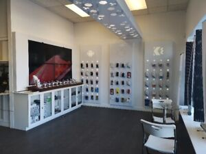 Profitable, Computer and Cell phone Store for Sale,TurnKey ready