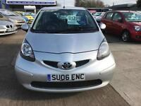 2006 TOYOTA AYGO 1.0 VVT-i AYGO+ Silver 3dr Hatch, **ANY PX WELCOME**