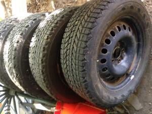 Snow Tires- $450 OBO