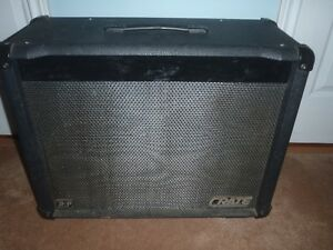 "Crate DSP Cabinet with two 12"" Speakers"