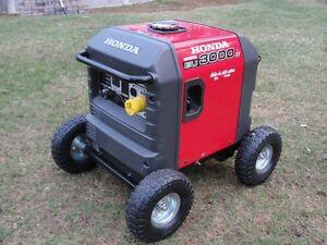 Wheel kit for EU3000is - Generator not included Gatineau Ottawa / Gatineau Area image 4