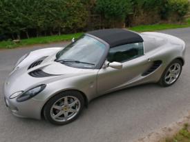 Lotus Elise S Touring Roadster