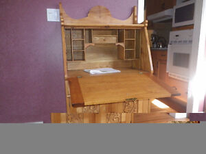 Antique Secretary Desk to hold all your Important Papers