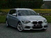 2012 BMW 1 Series 2.0 118d M-Sport Hatchback, Manual Hatchback Diesel Manual
