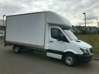 Mercedes-Benz Sprinter 2.1TD 316CDI LWB AUTO LUTON TAIL LIFT 2017 EU6 £12950.00