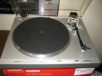Hitachi HT-41S Direct Drive Turntable