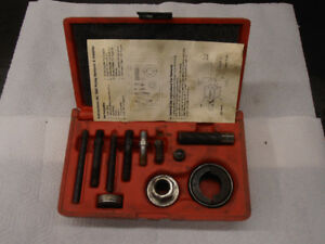 KD TOOLS  PULLEY REMOVER/INSTALLER   SET for cars