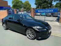 2014 Lexus IS 300 2.5 F Sport E-CVT 4dr Saloon Petrol/Electric Hybrid Automatic