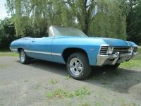 Looking for parts cars 1965 to 1970 Full size Chevy or GM