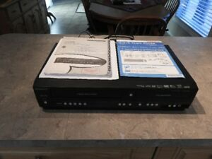 DVD Recorder / VCR