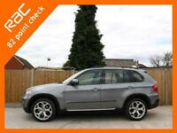 2007 BMW X5 3.0D SE Turbo Diesel 232 BHP 6 Speed Auto 4x4 4WD Pan Roof Sat Nav B