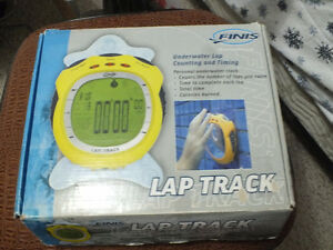 FINIS SWIM TRAINING.UNDERWATER LAP TRACK COUNTER