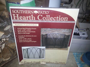 Fireplace grate. NEW in original pkg..reduced