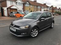VW Volkswagen Polo 1.2 Match 2012, 40,000 Miles, FULL VW Dealer Service History, HPI Clear