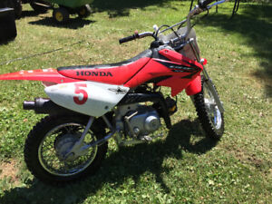 CRF 70 2005 for sale