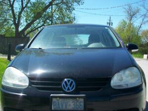 2007 MK V Golf VW Rabbit 2.5