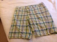 Very colourful 100% Cotton Shorts by Merona