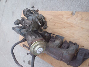 Carburated Ford 4.9L 300 CI Inline 6 parts Cambridge Kitchener Area image 2
