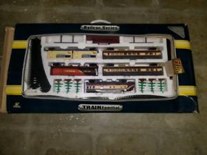 Fenfa Familial Train Set