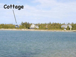 Lake Huron Waterfront Cottage close to Tobermory