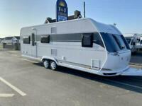 2021 HOBBY Excellent 650 umfe 5 berth fixed bed