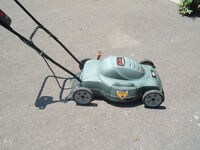 Used Electric Lawn mower LawnMaster in good condition