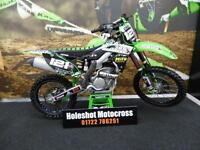 Kawasaki KX250F Motocross bike Very clean example