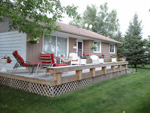 Winnipeg  Beach  3 Bdrm. For weekly rental