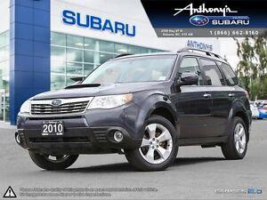 2010 Subaru Forester Forester 2.5xt Ltd