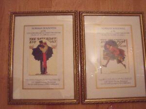 Goldleaf Wooden Picture Frame $20 Cadre finition or