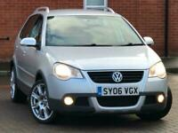 2006 Volkswagen Polo 1.4 Dune 5dr HATCHBACK Petrol Manual