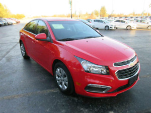 2016 Chevy Cruze ONLY 39,000 KM