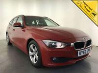 2013 BMW 320D EFFICIENT DYNAMICS DIESEL ESTATE £30 ROAD TAX SERVICE HISTORY