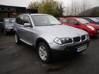 2005 BMW X3 2.0d SE 4x4 * EXCELLENT EXAMPLE * FULL HISTORY