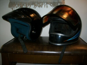 MOTORCYCLE HELMETS qty 2-Size XL 905-686-7204 ajax