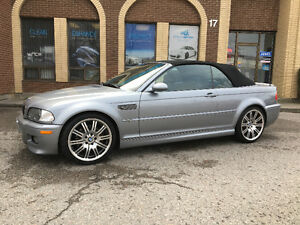 2004 BMW M3 6SPD MANUAL!!!
