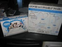 wii draw tablet and acessories