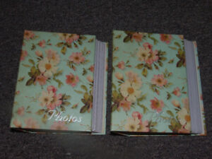2 Photo Albums - $7.00 FOR BOTH !!!
