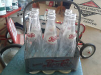 Pepsi Tray 1940s & 6 bottles Oakville / Halton Region Toronto (GTA) Preview