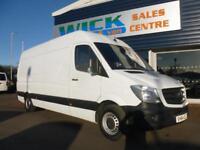 2014 Mercedes-Benz SPRINTER 313 CDI LWB HR 130ps Van Manual Large Van