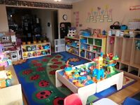 Lil Pumpkins Home Daycare has a full time spot available