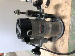 Porter Cable Model 6902 plunge router 1-3/4 HP