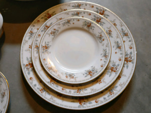 Dinnerware set perfect for cottage