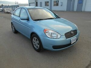 2010 Hyundai Accent Auto Mint Condition Hot Buy Only 123000KM