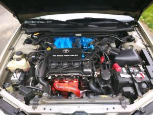 2000 Toyota solara v6 sle