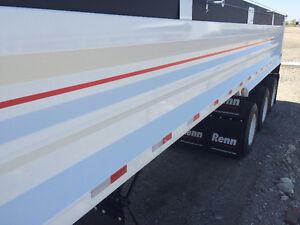 RENN Tri-End Dump Trailer - TA21503 - PRICED TO CLEAR! Regina Regina Area image 6